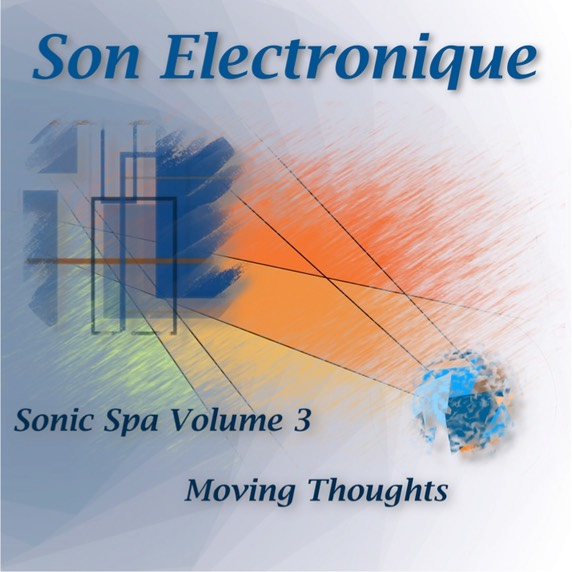 Sonic Spa Volume 3 Moving Thoughts